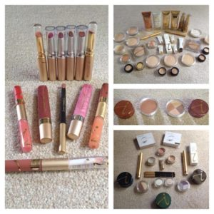 Jane Iredale wedding make up