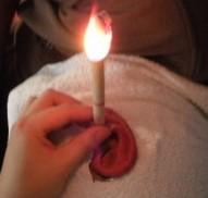 Hopi Ear Candles Treatment